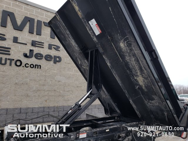 2018 Ram 3500 Regular Cab DRW 4x4,  Knapheide Drop Side Dump Body #8T421 - photo 11