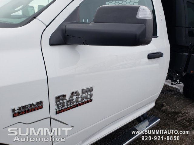 2018 Ram 3500 Regular Cab DRW 4x4,  Knapheide Dump Body #8T421 - photo 17
