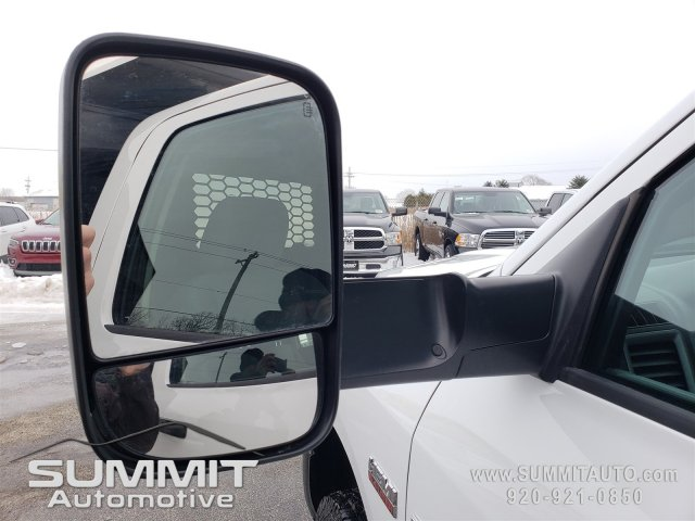 2018 Ram 3500 Regular Cab DRW 4x4,  Knapheide Dump Body #8T421 - photo 19