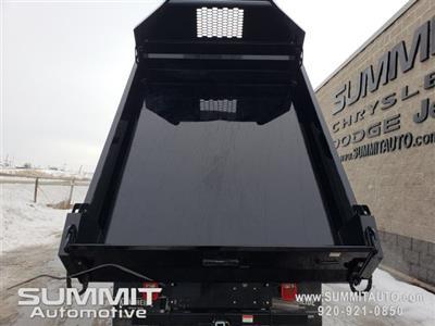 2018 Ram 3500 Regular Cab DRW 4x4,  Knapheide Drop Side Dump Body #8T421 - photo 12