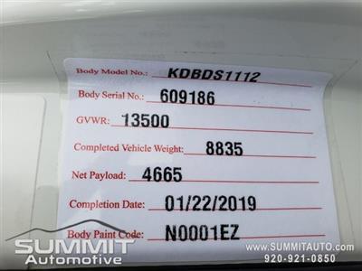 2018 Ram 3500 Regular Cab DRW 4x4,  Knapheide Drop Side Dump Body #8T421 - photo 39