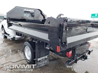 2018 Ram 3500 Regular Cab DRW 4x4,  Knapheide Drop Side Dump Body #8T421 - photo 2