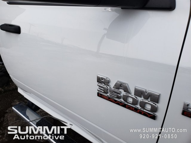 2018 Ram 3500 Regular Cab DRW 4x4,  Knapheide Dump Body #8T422 - photo 29