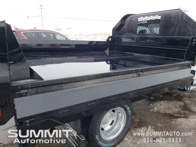 2018 Ram 3500 Regular Cab DRW 4x4,  Knapheide Dump Body #8T422 - photo 6