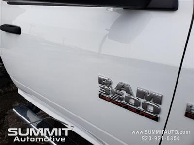 2018 Ram 3500 Regular Cab DRW 4x4,  Knapheide Drop Side Dump Body #8T422 - photo 29