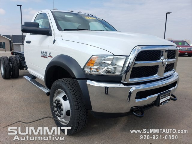 2018 Ram 5500 Regular Cab DRW 4x4,  Cab Chassis #8T423 - photo 3