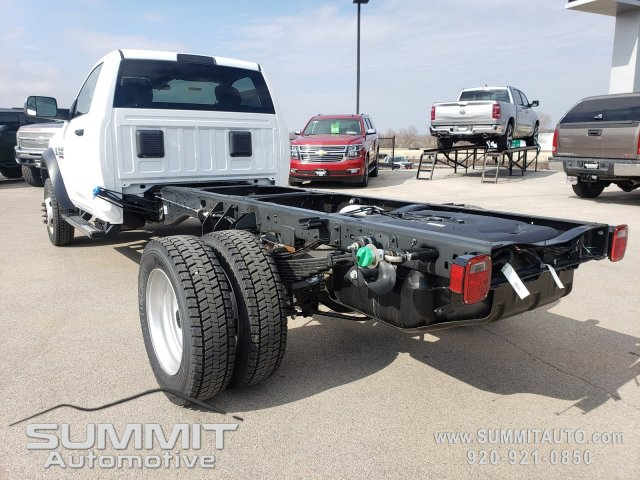 2018 Ram 5500 Regular Cab DRW 4x4,  Cab Chassis #8T423 - photo 2