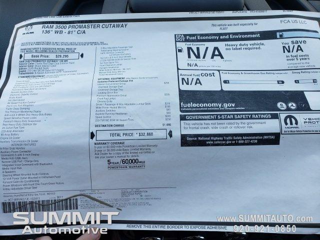2018 ProMaster 3500 Standard Roof FWD,  Knapheide KUV Service Utility Van #8T426 - photo 22