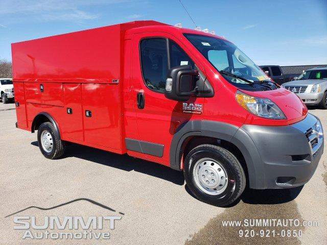 2018 ProMaster 3500 Standard Roof FWD,  Knapheide KUV Service Utility Van #8T426 - photo 4