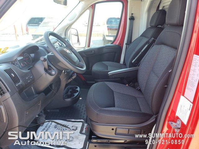 2018 ProMaster 3500 Standard Roof FWD,  Knapheide KUV Service Utility Van #8T426 - photo 7