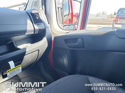 2018 ProMaster 3500 Standard Roof FWD,  Knapheide KUV Service Utility Van #8T426 - photo 13