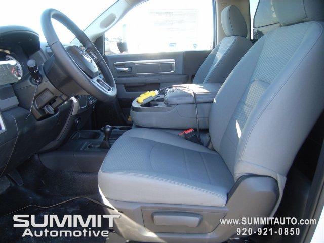 2018 Ram 3500 Regular Cab DRW 4x4,  Knapheide Dump Body #8T47 - photo 14