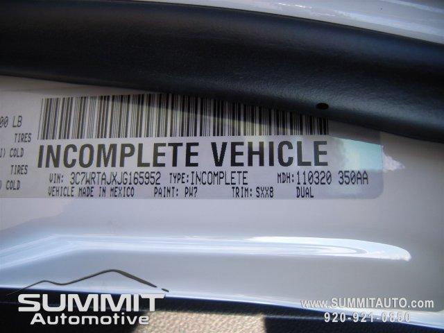 2018 Ram 3500 Regular Cab DRW 4x4,  Knapheide Dump Body #8T71 - photo 11