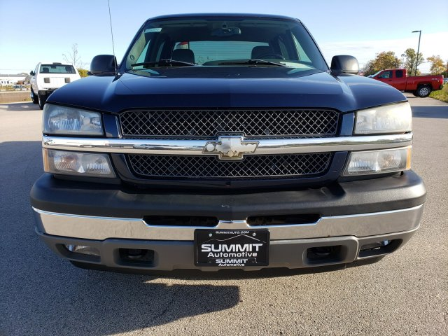 2005 Silverado 1500 Crew Cab 4x4, Pickup #9688A - photo 19