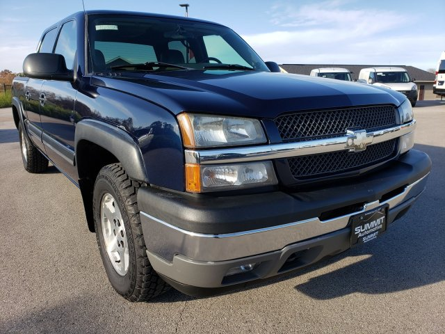 2005 Silverado 1500 Crew Cab 4x4, Pickup #9688A - photo 4