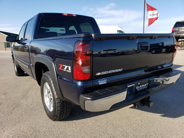 2005 Silverado 1500 Crew Cab 4x4, Pickup #9688A - photo 2