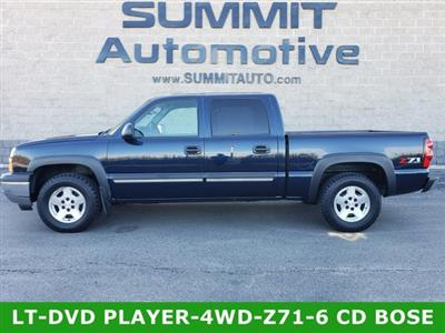 2005 Silverado 1500 Crew Cab 4x4, Pickup #9688A - photo 1