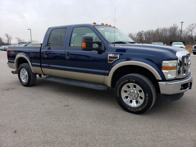 2008 F-250 Crew Cab 4x4, Pickup #9925A - photo 4