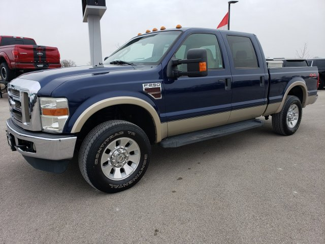 2008 F-250 Crew Cab 4x4, Pickup #9925A - photo 5