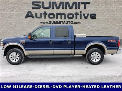 2008 F-250 Crew Cab 4x4, Pickup #9925A - photo 1