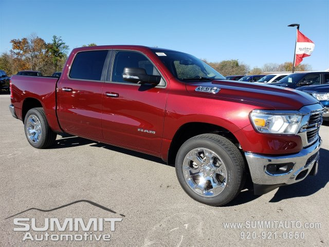 2019 Ram 1500 Crew Cab 4x4,  Pickup #9T148 - photo 27