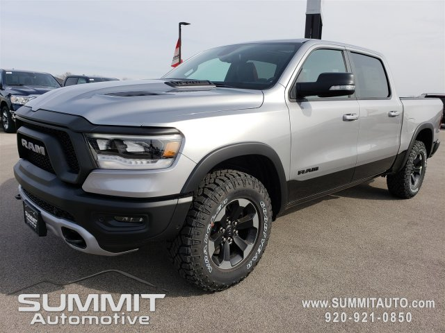 2019 Ram 1500 Crew Cab 4x4,  Pickup #9T155 - photo 22