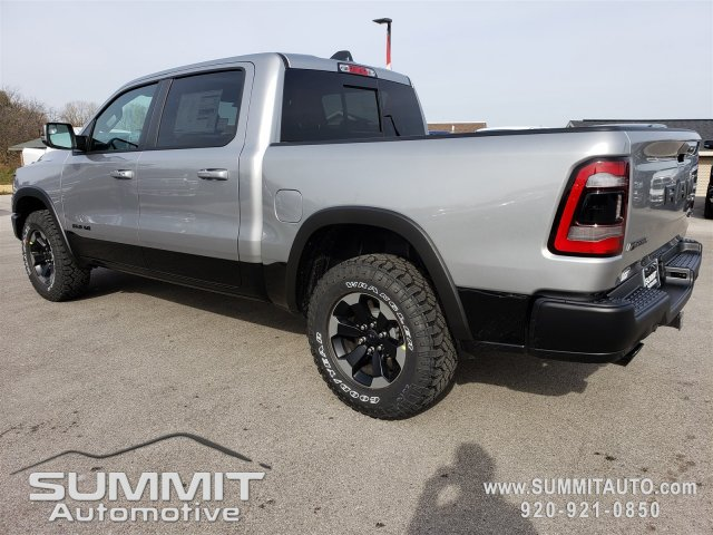 2019 Ram 1500 Crew Cab 4x4,  Pickup #9T155 - photo 2