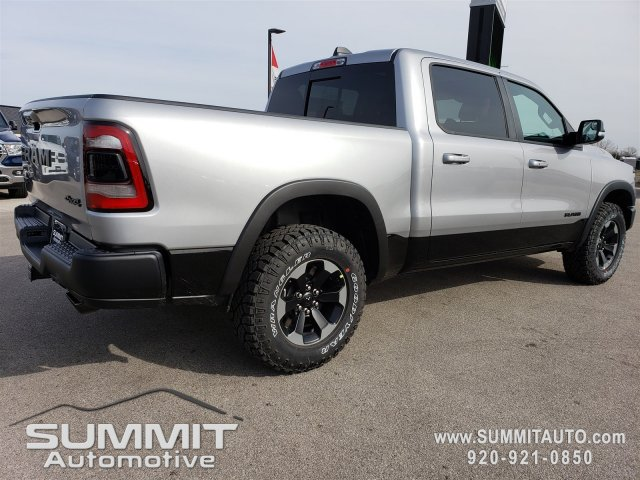 2019 Ram 1500 Crew Cab 4x4,  Pickup #9T155 - photo 24