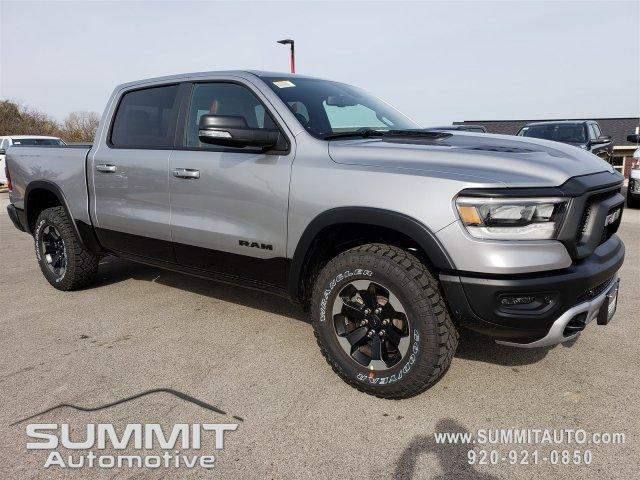 2019 Ram 1500 Crew Cab 4x4,  Pickup #9T155 - photo 25