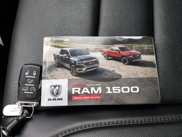 2019 Ram 1500 Crew Cab 4x4,  Pickup #9T168A - photo 44