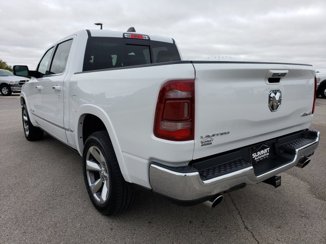 2019 Ram 1500 Crew Cab 4x4,  Pickup #9T168A - photo 5