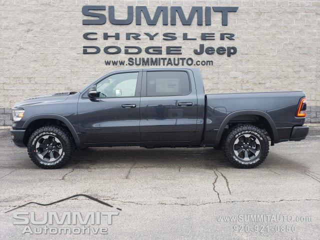 2019 Ram 1500 Crew Cab 4x4,  Pickup #9T202 - photo 1