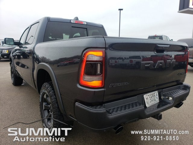 2019 Ram 1500 Crew Cab 4x4,  Pickup #9T202 - photo 2