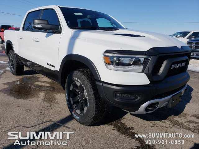 2019 Ram 1500 Crew Cab 4x4,  Pickup #9T203 - photo 30
