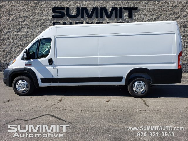 2019 ProMaster 3500 High Roof FWD,  Empty Cargo Van #9T227 - photo 1