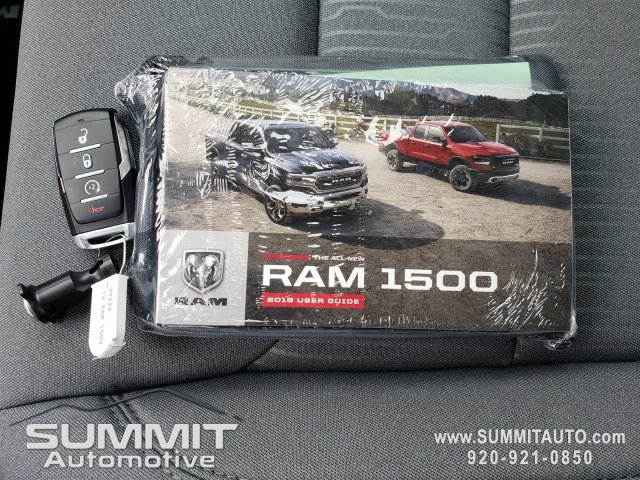 2019 Ram 1500 Crew Cab 4x4,  Pickup #9T228 - photo 39