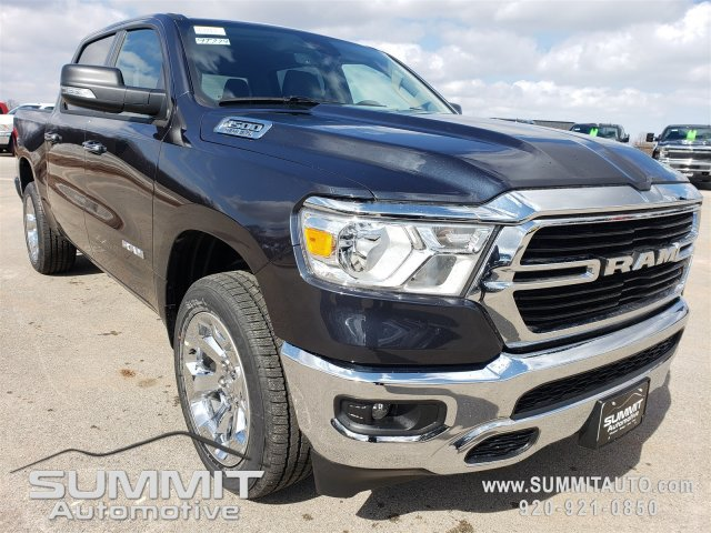 2019 Ram 1500 Crew Cab 4x4,  Pickup #9T229 - photo 3