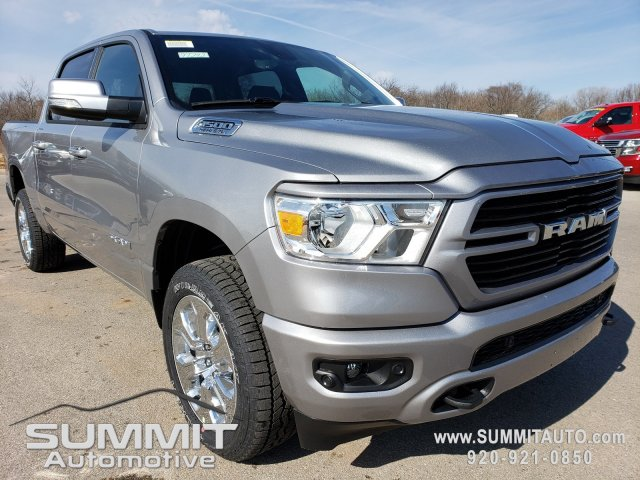 2019 Ram 1500 Crew Cab 4x4,  Pickup #9T242 - photo 3