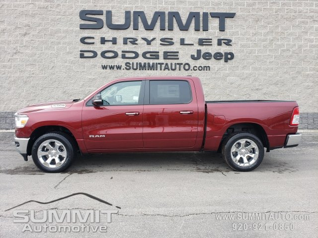 2019 Ram 1500 Crew Cab 4x4,  Pickup #9T251 - photo 1