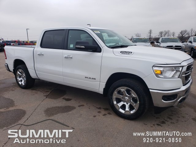 2019 Ram 1500 Crew Cab 4x4,  Pickup #9T257 - photo 3