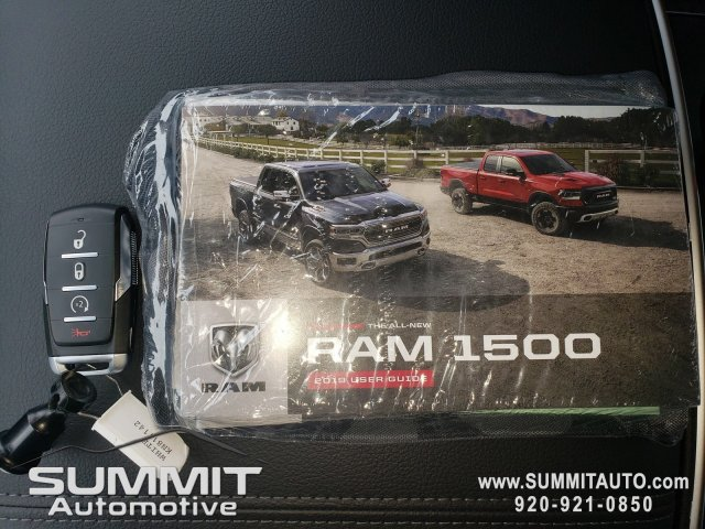 2019 Ram 1500 Crew Cab 4x4,  Pickup #9T257 - photo 51