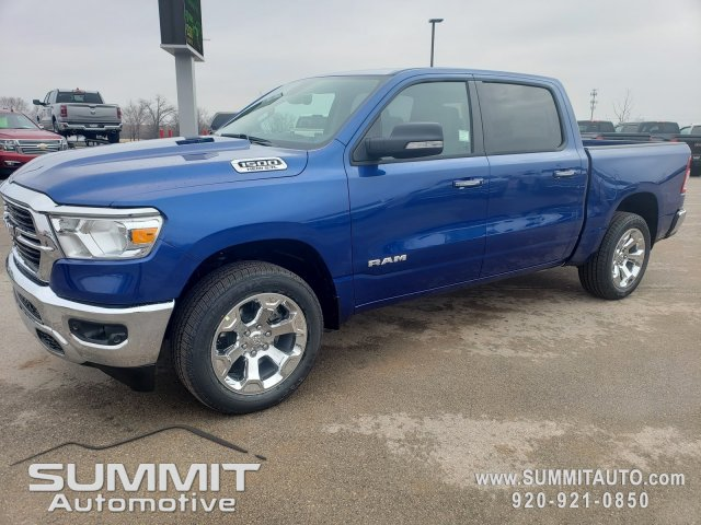 2019 Ram 1500 Crew Cab 4x4,  Pickup #9T258 - photo 4
