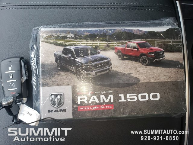 2019 Ram 1500 Crew Cab 4x4,  Pickup #9T258 - photo 55