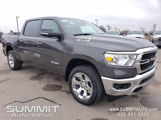 2019 Ram 1500 Crew Cab 4x4,  Pickup #9T260 - photo 3