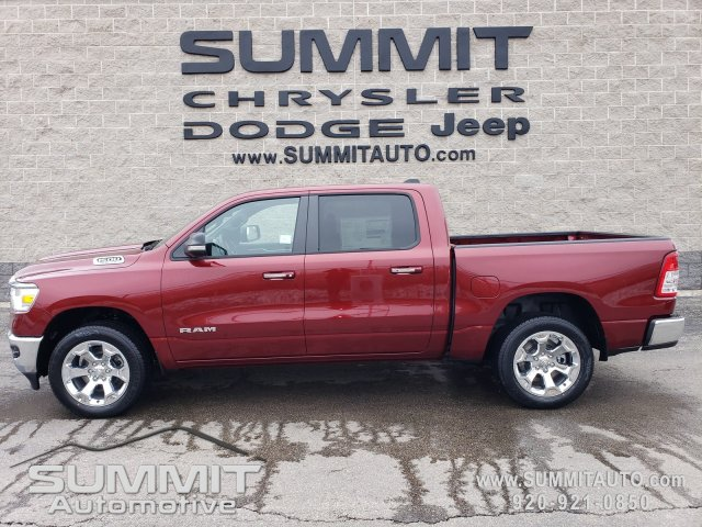2019 Ram 1500 Crew Cab 4x4,  Pickup #9T262 - photo 1