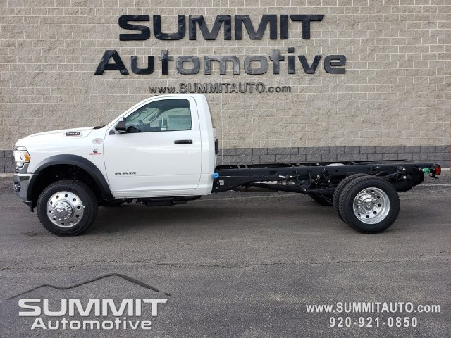 2019 Ram 5500 Regular Cab DRW 4x4,  Cab Chassis #9T269 - photo 1