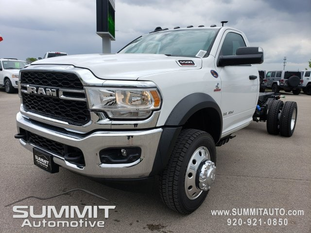 2019 Ram 5500 Regular Cab DRW 4x4,  Cab Chassis #9T271 - photo 29