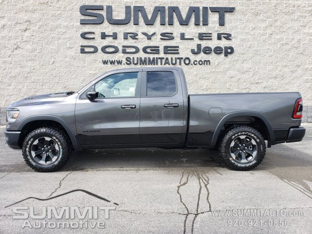 2019 Ram 1500 Quad Cab 4x4,  Pickup #9T278 - photo 1