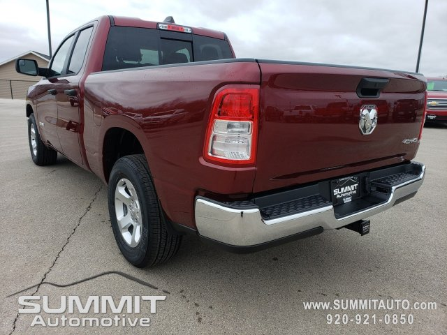 2019 Ram 1500 Quad Cab 4x4,  Pickup #9T34 - photo 2