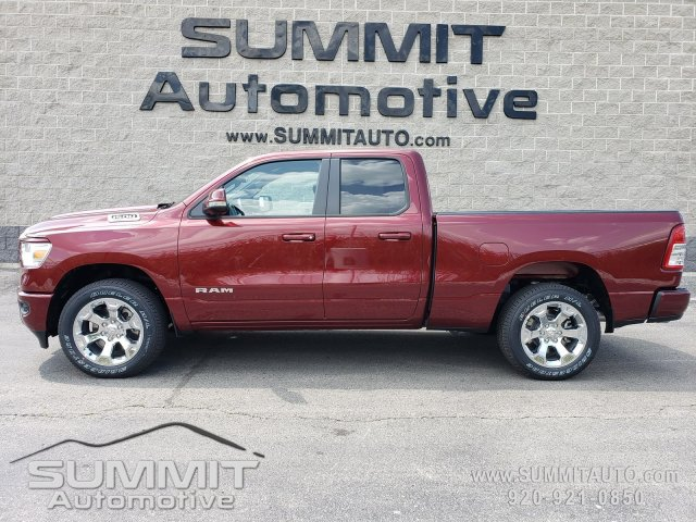 2019 Ram 1500 Quad Cab 4x4, Pickup #9T340 - photo 1